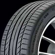 CONTINENTAL 255/35-19 ContiSportContact 5 SSR* Tyre (255 35 19) - BMW 3 Srs OE
