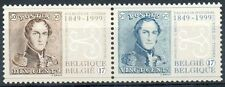 Belgium**KING LEOPOLD  I  Roi/Koning-2 joint se-tenant stamps-Royalty-1999-MNH