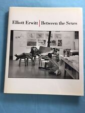 BETWEEN THE SEXES - FIRST EDITION SIGNED BY ELLIOTT ERWITT