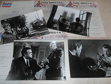 cinéma - casting - Signoret - Delon - PARIS BRULE - T-IL 1966  (ref 20 )