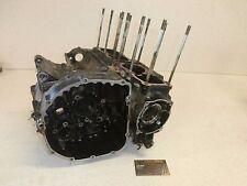 86 SUZUKI GS 550 GS550EF Gs550 gsx550ef Genuine Engine Crankcase Motor Case Set