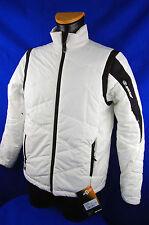 ZIENER ligero a prueba de viento mujer chaqueta de esquí PRIMALOFT Juneau blanco