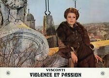 SILVANA MANGANO VIOLENCE ET PASSION VISCONTI 1974 VINTAGE PHOTO LOBBY CARD #9