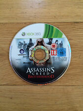 Assassin's Creed: Brotherhood Para Xbox 360 * disco solamente *