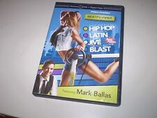 ProForm Booty Firm 4 Hip Hop Latin Dance Workout DVDs + Digital Copy Pro-Form