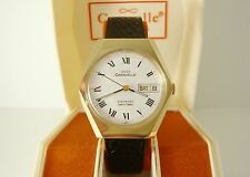 Vintage Bulova Caravelle Electronic c1976, Working, Orig Band and Display Box