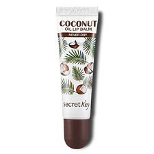 Secret Key Coconut Oil lip Balm Never Dry 10g