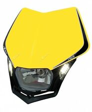 Mascherina Faro Anteriore Rtech V-face LED Giallo Suzuki Headlight