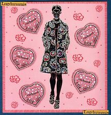 France Bloc N°80 Saint Valentin Coeurs Couturier Cacharel 2005  Neuf Luxe