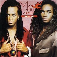 2 X 2 by Milli Vanilli (CD, 1989, Cooltempo) girl you know it's true! rare two