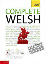 Complete Welsh Beginner to Intermediate Course: Learn to Read, Write, Speak and