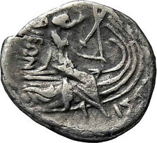 Ancient Greek Coin of Euboia, Histiaia Silver Tetrobol