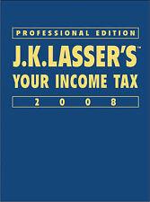 J.K. Lasser è il tuo Imposta sui redditi 2008 DA