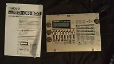 BOSS BR-600 Analog Multi Track Recorder w/ power adapter and 128 MB memory card