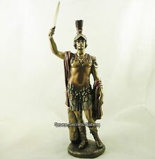 Alexander the Great Ancient Greek Statue Figurine King of Macedonia Sculpture