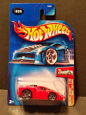 2004 Hot Wheels #009 First Editions 9/100 Tooned : Enzo Ferarri - B3556