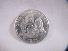 Vintage Mardi Gras Coin Mecca Dinar New Orleans 1973