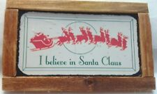 Dolls House A Christmas sign pic