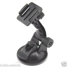 Car Windshield Suction Cup Mount Holder for GoPro Hero 4 3 3+ Camera accessories