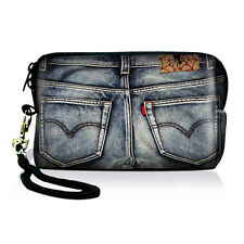Jeans Camera Bag Case Cover for Nikon Coolpix S8100 S8200 S9100 S9300 P300 AW100