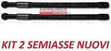KIT 2 SEMIASSE RINFORZATI PER FIAT 500 F - L - R D'EPOCA cod. 4295483