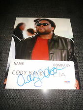 "ANTHONY ANDERSON signed Autogramm auf 20x25 Foto ""SCARY MOVIE & BIG MAMA´S HAUS"""