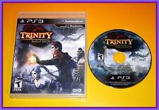 Trinity: Souls of Zill O'll - PS3 Sony Playstation 3  Game Koei Rare Gem