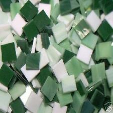 500 HAPPY GO LUCKY MOSAIC TILE STAINED GLASS TILES ART CRAFT SUPPLIES MADE USA