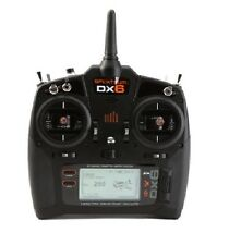 Spektrum DX6 DSMX 6 Channel Transmitter Only Voice Brand New Gen 2