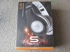 New Soul by Ludacris SL300WB Elite Hi-Definition Noise Canceling Headphones