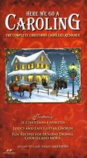 Christmas Caroling Learn to Play Carols Xmas Songs Pop EASY Guitar Music Book