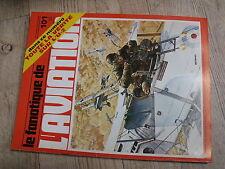 $$i Revue Le fana de l'aviation N°101 U-2  Kawasaki NAMC C-1  Macchi M.33