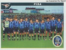 685 SQUADRA PISA CALCIO ITALIA SERIE C1, GIRONE A STICKER CALCIATORI 2005 PANINI