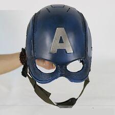 Captain America Mask Helmets for 2016 Avengers Marvel's Civil War Cosplay NEW