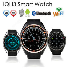 Smart Watch Android 5.1 3G WIFI GPS Bluetooth4.0 4GB per Samsung HTC Smartphone