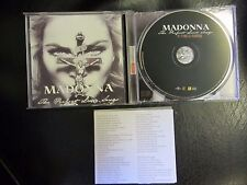 Madonna The Perfect Leak Songs CD Interscope China import oop 2012 not MDNA rare