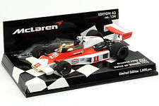 J. Hunt McLaren Ford M23 #11 World champion Netherlands GP F1 1976 1:43