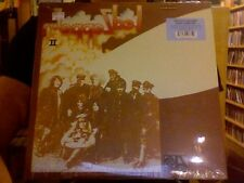 Led Zeppelin II Deluxe 2xLP two sealed 180 gm vinyl w/Studio Outtakes 2014 RE