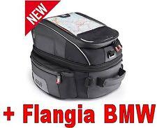 BORSA SERBATOIO XS306 BMW R1200 GS 2009-2012 ADVENTURE + FLANGIA BF13
