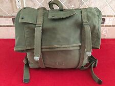 WW2 USMC US Marine Corps Depot Made Upper Pack Backpack Dated 1945