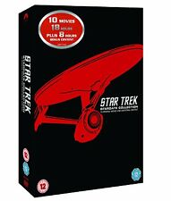 STAR TREK Complete Movies Box Set STARDATE Collection Part 1 2 3 4 5 6 7 8 9 10