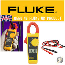 Fluke 323 400A AC - 600V AC/DC True-RMS Clamp Meter with 2 Year Warranty - NEW!!
