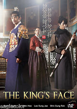 The King's Face Korean Drama (6DVDs) Excellent English & Quality - Box Set!