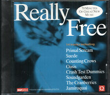 Really Free Compilation Pop CD In Full Jewel Case