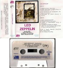 RaRe Import LED ZEPPELIN IV Cassette Tape MC