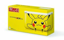 Brand New Nintendo 3DS XL Pikachu Yellow Limited Edition  U.S. Version