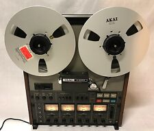 Teac A-3440 Reel To Reel Multitrack Tape Recorder