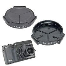 Capuchon Cache Objectif Automatique pour GXR Ricoh S10 24-72mm F2.5-4.4 VC