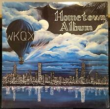 WKQX RADIO ROCK COMP hometown album LP VG+ 1977 Ashcraft / Tetra | Street Kids
