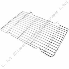 Wrighton Oven Cooker Grill Pan Grid Rack Shelf Mesh Food Stand 344mm X 222mm